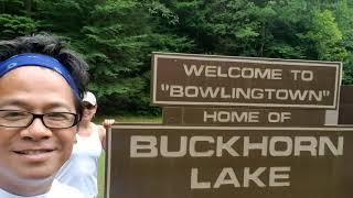 Buckhorn Lake, Kentucky OṪG 54