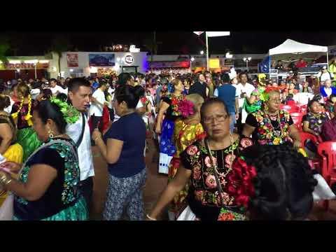 Súper Grupo Juárez -Jarabe Mixe en Coatzacoalcos