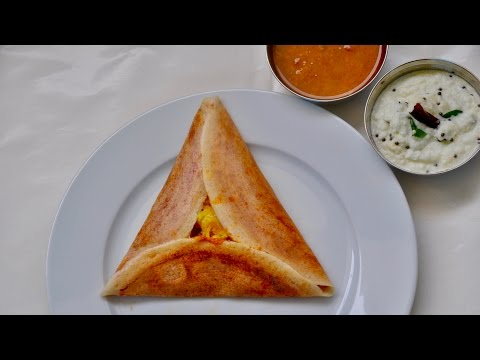 Perfect Mysore Masala Dosa/Masala Dosa /Potato filling for Dosa/ South Indian Dosa-Recipe no 148