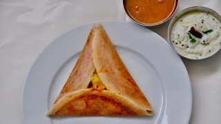 Perfect Mysore Masala Dosa/Masala Dosa /Potato filling for Dosa/ South Indian Dosa-Recipe no 148