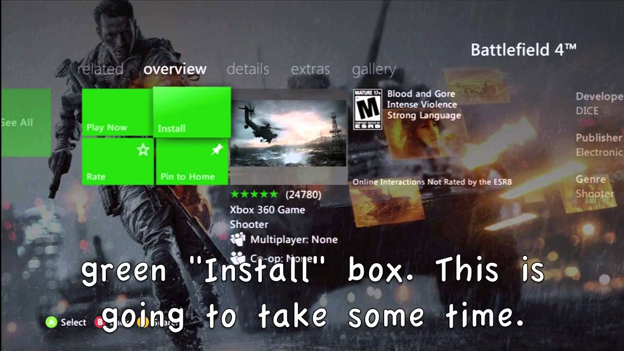 How to Fix Loading Screen Crash on Battlefield 4 for Xbox 360