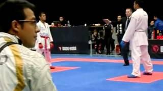 WKF Swedish Open Donny Darmawan ina vs Mexico
