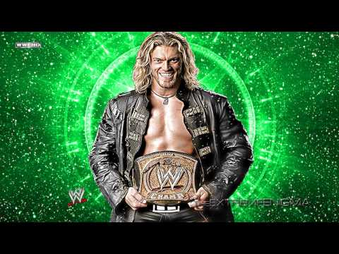 "Edge 7th WWE Theme Song ""Metalingus"" (WWE Edit)"