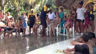 bavaro princess all suites resort wojo in mr bavaro contest