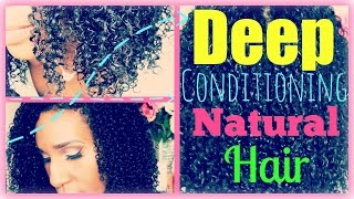 💖🚰My Deep Conditioning Routine🚰💖 | Itsknosoeasy