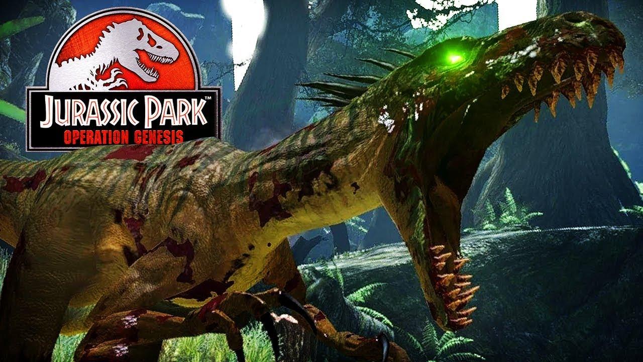 RAPTOR MASSACRE! & NEW TUROK 2008 DINOS | Jurassic Park ...