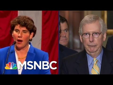 Dems Mobilize Campaign To Boot 'Grim-Reaper' McConnell | The Beat With Ari Melber | MSNBC
