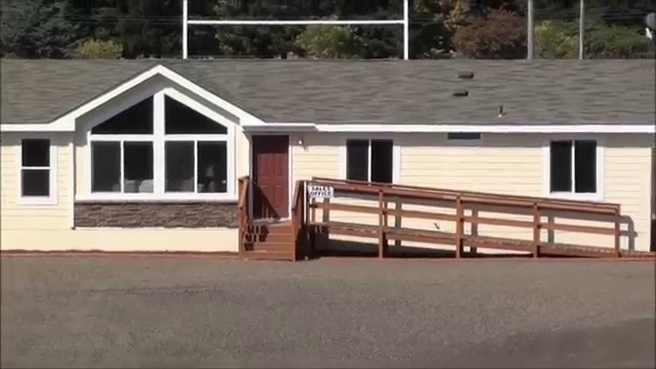 Factory Direct Homes  New Skyline Manufactured Homes Display Center Mcminnville Oregon