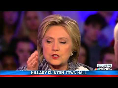 Hillary Clinton Admits She Voted For Iraq War To Get $20 Billion From Bush To Rebuild New York City