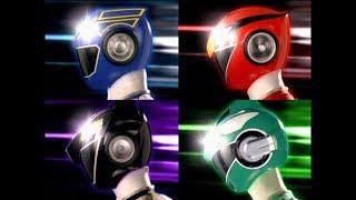 Power Rangers RPM - Ranger Yellow - Power Rangers vs Attack Bot (Episode 8)