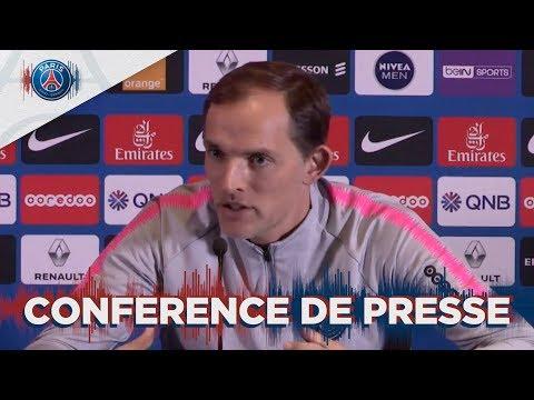 🎙 Conférence de presse de Thomas Tuchel avant Amiens SC 🆚Paris Saint-Germain   #PSGlive