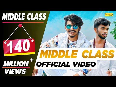 Gulzaar Chhaniwala Middle Class  Full Song   Latest Haryanvi Songs Haryanavi 2019  Sonotek
