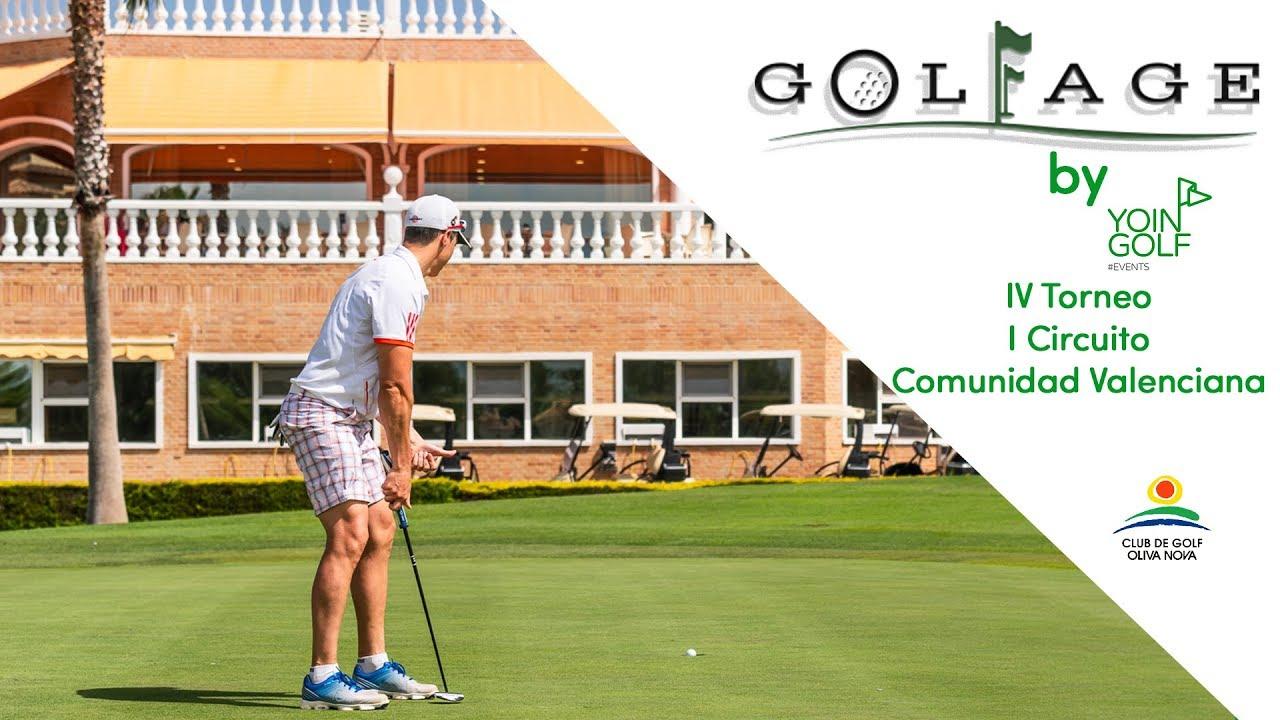 Circuito Yoingolf : Torneo oliva nova golfage by yoingolf julio 2018 youtube