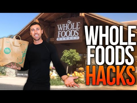 WHOLE FOODS HAUL/ HACKS (Does Quality Of Food Matter?)