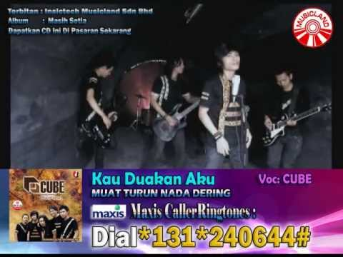 Free Download Cube - Kau Duakan Aku [official Music Video] Mp3 dan Mp4