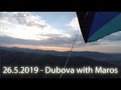 FLPHG Dubova And Maros' First Flight With Doodlebug