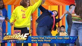 Mama Gigi Ternyata Juga Jago Main Hula Hoop - It's Show Time (22/4)