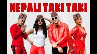 Taki Taki    Funny Nepali Parody    Baki Baki    Lyrical