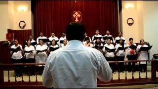 Tharangal Chimmi Chimmi - CSI Immanuel Choir Singapore 2012