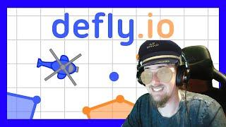 Defly.io - WHOLE Map Circling LIVE