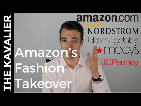 How Amazon is taking down Nordstrom, Macy