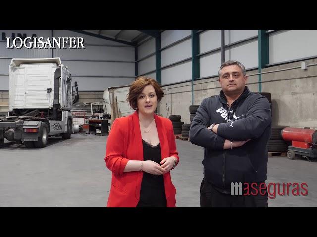 TRANSPORTE LOGISANFER, SEGUROS LA BAÑEZA, ASEGURAS