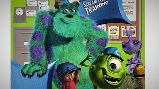 Monsters, Inc. Scream Team Training (PC) (2001)