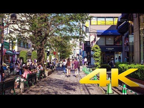 Walking around Jiyugaoka - Tokyo - 自由が丘 - 4K Ultra HD