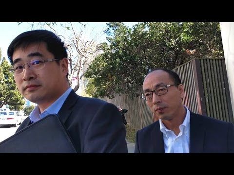 First Amendment Test: SF Chinese Consulate Does Not Understand or Care About the 1st Amendment