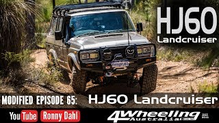 60 series LandCruiser, Modified Episode 65