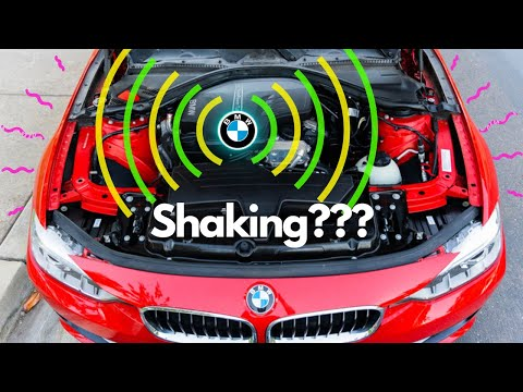 Fix BMW Engine Shake | F30 Motor Mount DIY | 328i 3 series