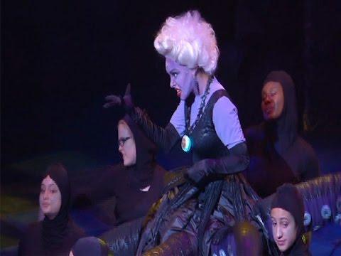"The Little Mermaid Sofia Deler   Ursula   ""Daddy's Little Angel"""