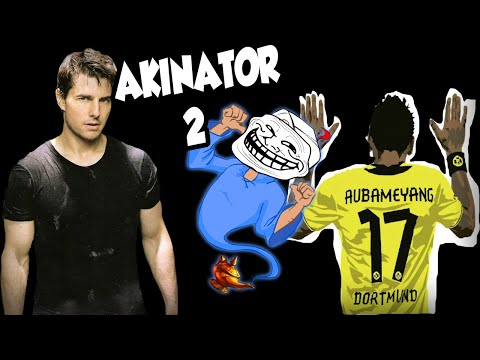 AKINATOR 2 -