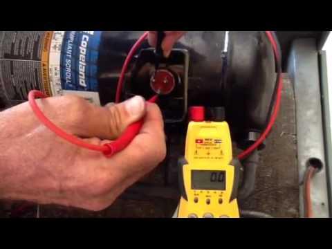HVAC Compressor Troubleshooting - YouTube