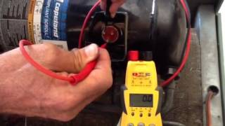 HVAC Compressor Troubleshooting