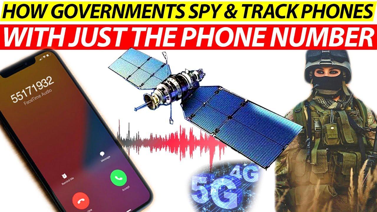 Exposing Government Mobile Phone Surveillance Program via SS7 Attack