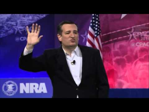 CPAC 2016 - Sen. Ted Cruz (R-TX)