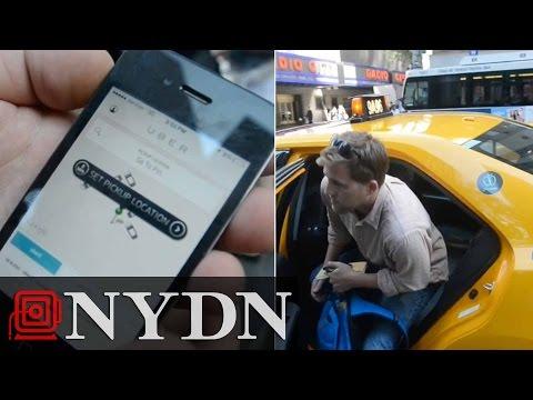 Uber vs. Taxi in New York