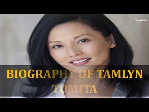BIOGRAPHY OF TAMLYN TOMITA