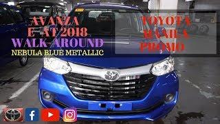 grand new avanza nebula blue all kijang innova 2.4 venturer diesel a/t toyota rush downpayment e at metallic walk around manila promo