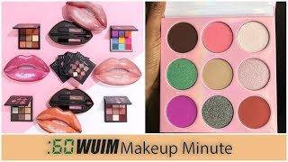 NEW HUDA Beauty at Cult Beauty w/Free Shipping! Juvia's Place Douce Palette! | Makeup Minute