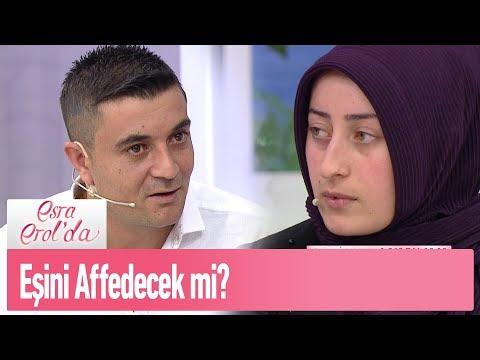 Merve Hanım, Eşi Yasin Bey'i Affedecek Mi? - Esra Erol'da 30 Ocak 2020