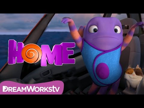 """Uncontrollable Alien Dance"" Clip 