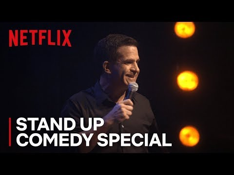 "Todd Glass Star of Netflix's ""Act Happy"""