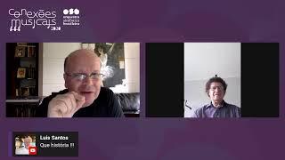 Live OSB Conexões Musicais - Jorge Postel (oboé) e Renato Axelrud (flauta)
