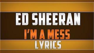 Ed Sheeran- I