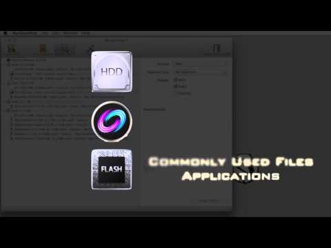 MacQuisition: Imaging a Basic Fusion Drive