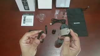 REXHAAN 한경희 전기 면도기 헤드 분리 및 교체 …