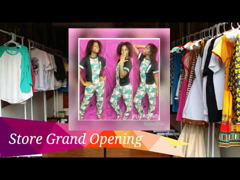 Afric-Style- Clothing Store Opening Soon!