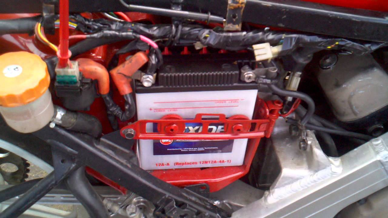 hight resolution of honda vfr 750 charging system upgrade fh012aa regulator rectifier youtube
